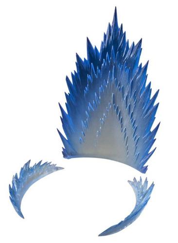 tamashii effect energy aura blue ver. efecto bandai