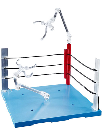 tamashii stage act ring (clear) - display