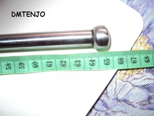 tambo baston retractil pesado  mejor que el police 65 cm sai