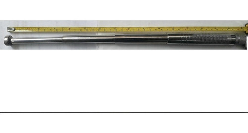 tambo mini baston kubotan retractil defensa cicla seguridad