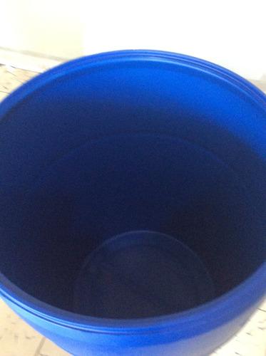 tambo nuevo abierto 200 litros