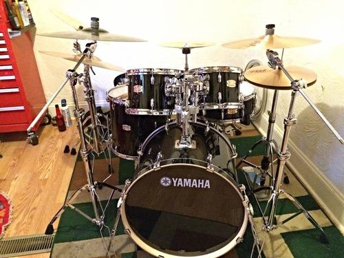 tambor acústico yamaha