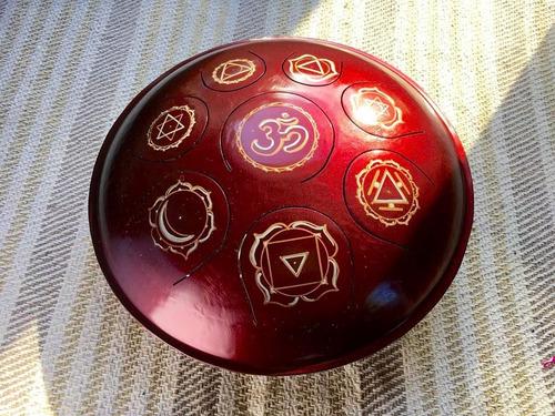 tambor celestial original hang-hapi drum 23 cm