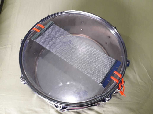 tambor db comprado en instrumentos la voz