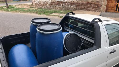 tambor de 160 kg vacío para almacenar