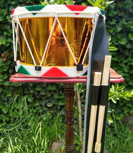 tambor de banda de guerra infantil #10