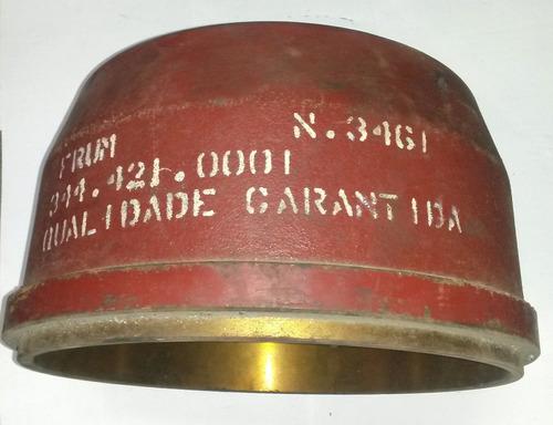 tambor de freio mb o-355, 364, 365 (frum 3461)