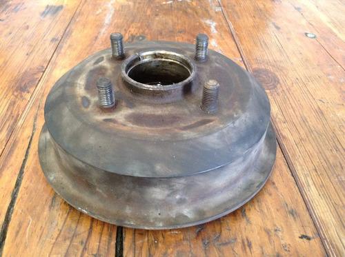 tambor de freno trasero ford ka original