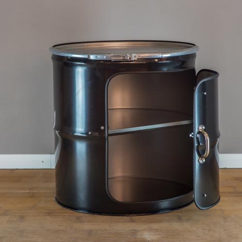 tambor decorativo criado mudo - receba em barra do guarita