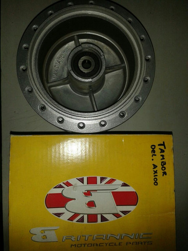 tambor delantero ax100