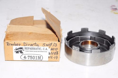 tambor directa caja automatica chevrolet swift a210 (nuevo)