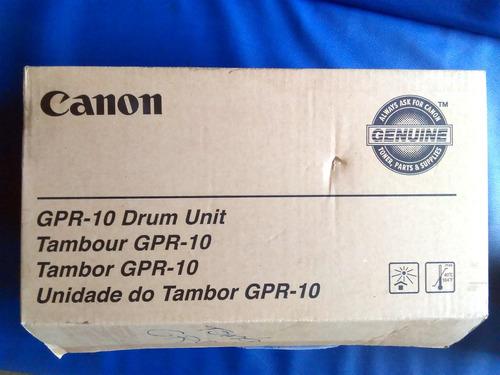 tambor drum canon gpr-10 original