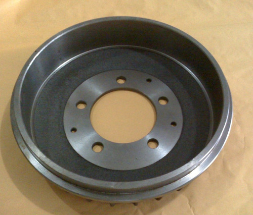 tambor ou campana de  freio pick-up f-75  / rural/ raiado
