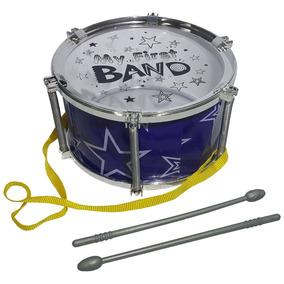 Instrumentos En Juguete Para Mercado Musicales Niños De Tambores qULSzGVMp