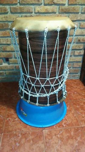tambor para umbanda atabaque