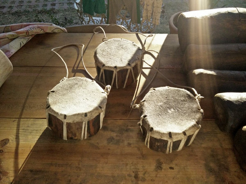 tambor prehispánico guerrero