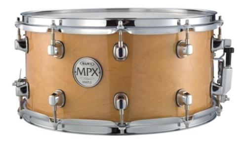 tambor redoblante mapex 14 x 7 maple 10 torres pro series