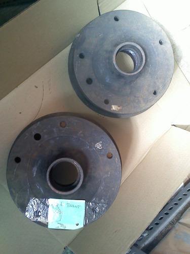 tambor roda dianteira kombi 1200 corujinha freio par origina