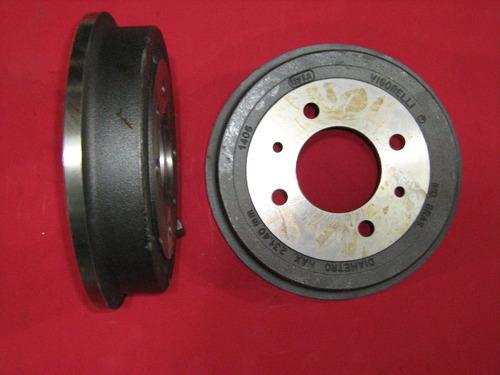tambor rueda trasera brasilia 74-76 tipo original