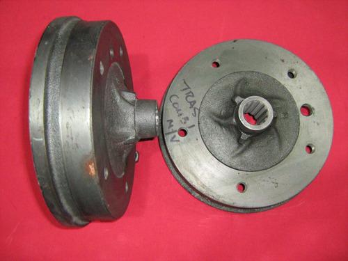 tambor rueda trasera combi 64-72 tipo original