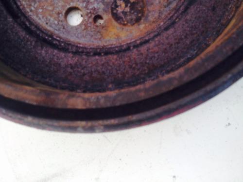 tambor y porta banda de freno honda civic año 96-00