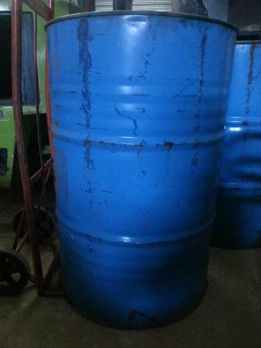 tambores de metal-  200 litros con golpes y sin golpes