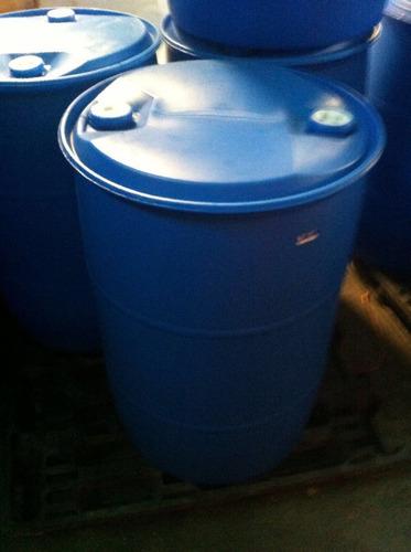 tambores plásticos 200 litros nuevos y usados