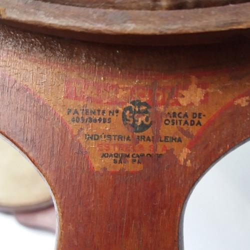tamboretes tamborela estrela n°590 meados do séc.xx