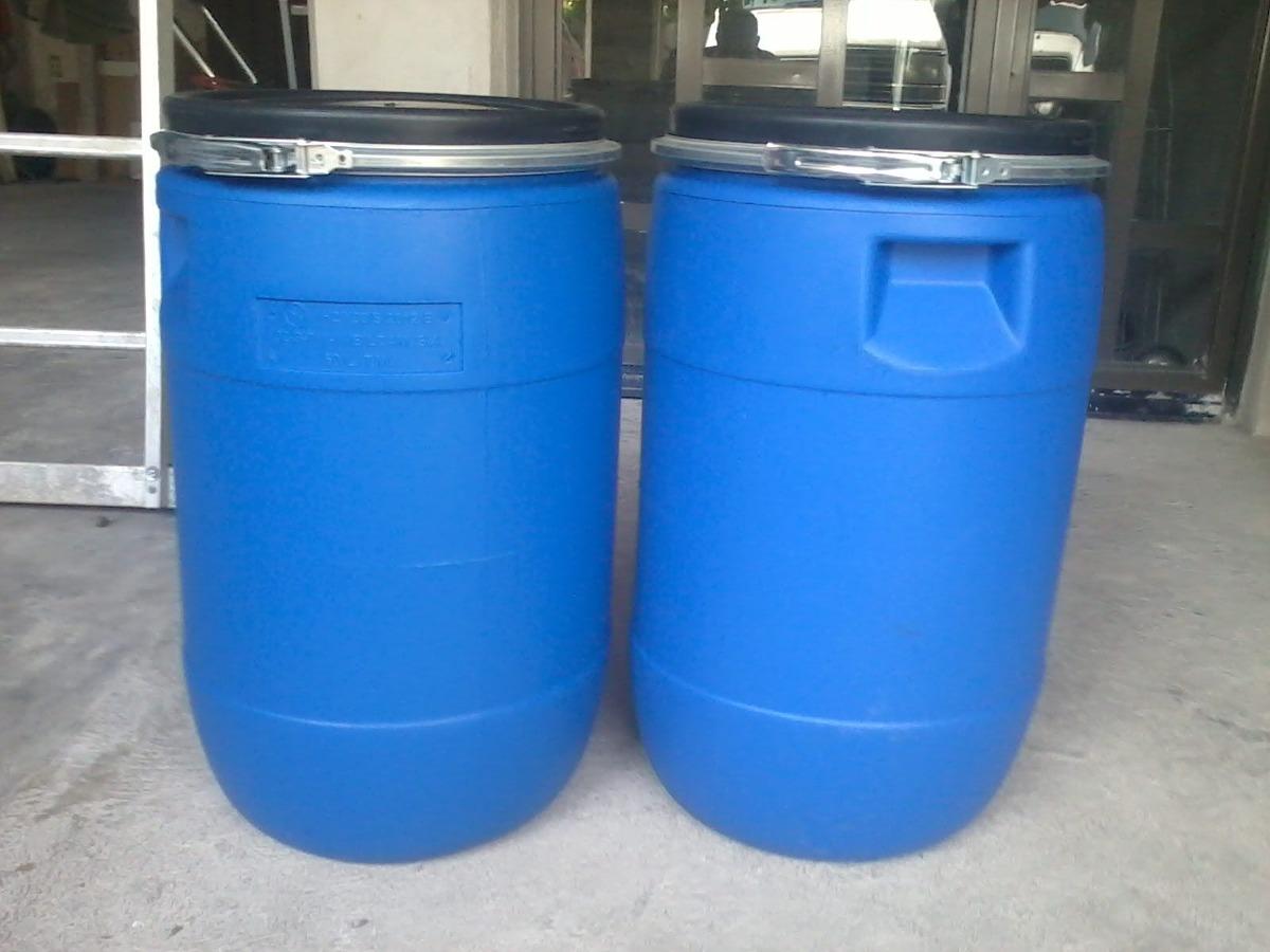 Tambos de plastico de 200lts en mercado libre for Tambores para agua