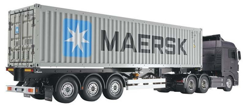 tamiya 1/14 40-foot container semi-trailer
