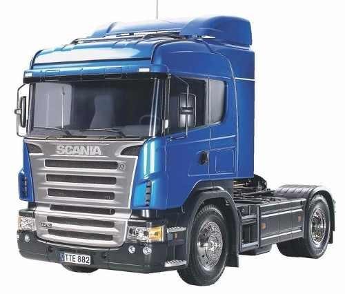 tamiya 1/14 scania r470 highline tractor truck