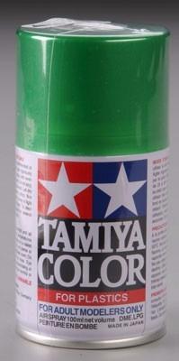 tamiya 85020  spray lacquer ts-20 metallic green (pintura t1
