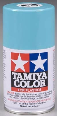 tamiya 85041  spray lacquer ts-41 coral blue 100ml t1