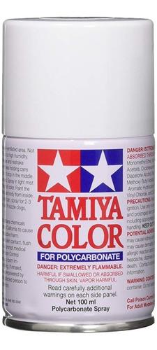 tamiya 86001 espray de pintura, blanco