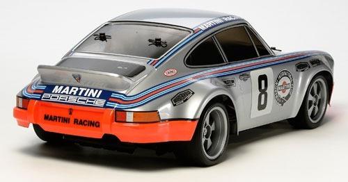 tamiya carro r/c rc 1/10 porsche 911 carrera ref: 58571
