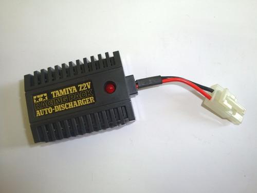 tamiya descarregador de baterias nicd nimh raridade!