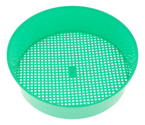 tamiz de malla de plástico para criba compost suelo