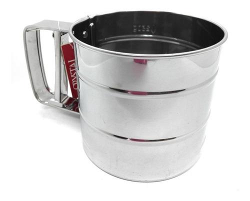 tamizador cernidor tamiz harina acero inoxidable repostería