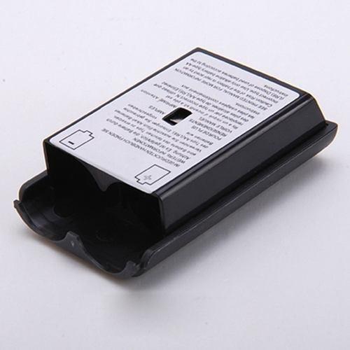 tampa bateria porta pilhas do controle xbox 360 * p r e t a