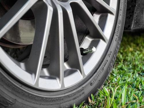 tampa bico pino de valvula pneu roda corinthians cromado