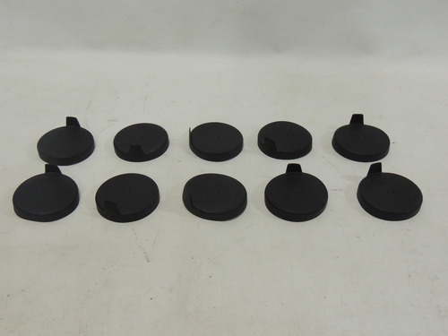 tampa borracha farol palio duster aircross 308 - 10 peças