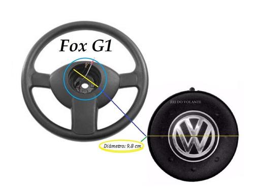 tampa botão acionador de buzina gol g2 santana gol g4 fox g1