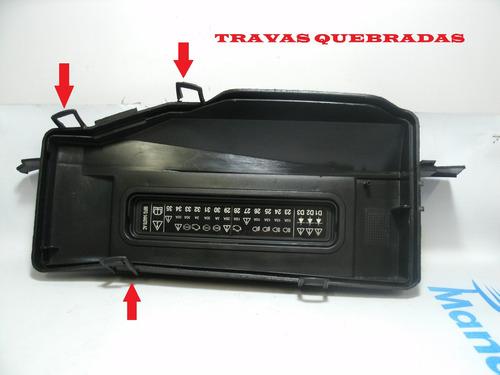 tampa caixa de fusivel motor fiesta endura 96/...original n1