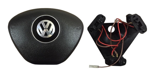 tampa capa airbag buzina vw voyage polo virtus saveiro g7