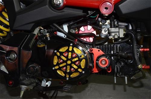 tampa capa de parafuso esportivo moto honda yamaha suzuki