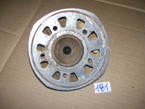 tampa cilindro motor agrale 16.5 original (usada)