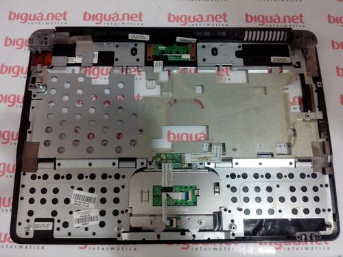 tampa da base da carcaça notebook compaq presario cq50