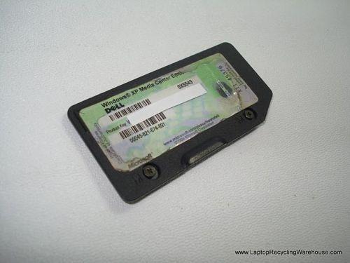 tampa da memória dell xps m140 pn hc443 - semi-nova