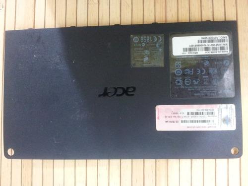 tampa da memoria netbook acer aspire one d255e 2624