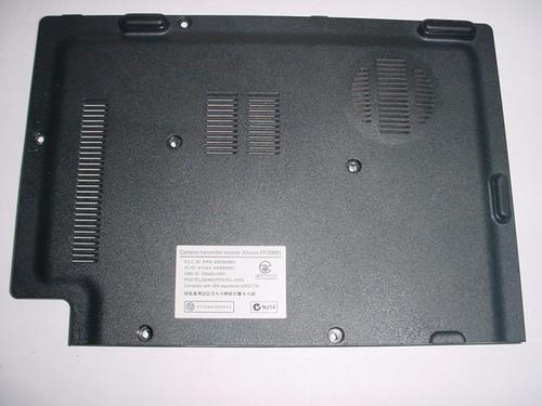tampa da memoria processador cooler acer aspire 3650